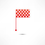 racing flags icon