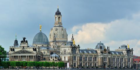 Dresden,  Brühlsche Terasse