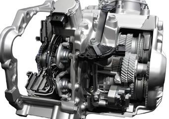 boite de vitesse hybride