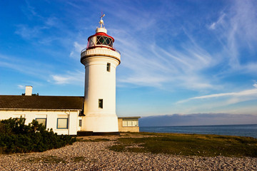 Sletterhage Lighthouse