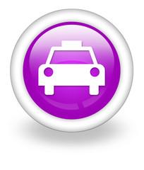 """Violet Icon """"Taxi Cab"""""""