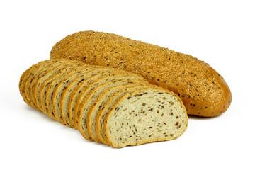 Chleb sezamem