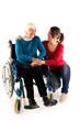 241112 Mutter mit Tochter im Rollstuhl