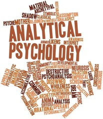 Word cloud for Analytical psychology