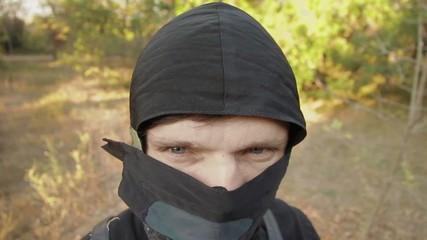 Dolly Ninja Closeup