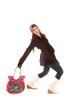 drag purse