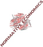 Word cloud for Normative economics poster