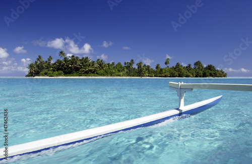 Cook Islands - South Pacific Ocean