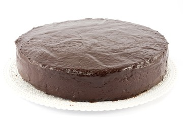 Chocolate cake, mud cake