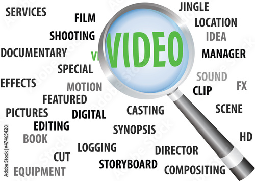 Video in magnifier and related keywords