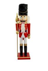 painted cristmas wood toy Nuckracker