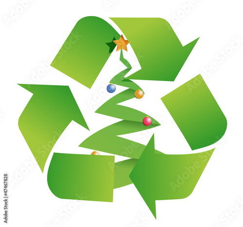 recycle tree