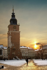 Krakow - Town Hall Tower - Poland