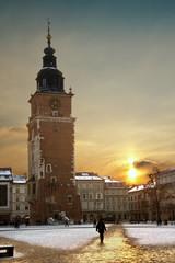 Krakow - Town Hall Tower - Poland