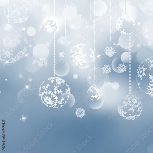 Elegant Christmas background.    EPS8