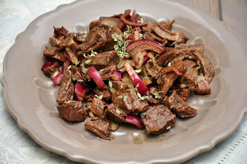 Rindfleischsalat