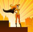 Super Hero - Female.