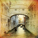 Fototapety Bridge of Sighs - Venice