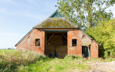 Old stable collapsed