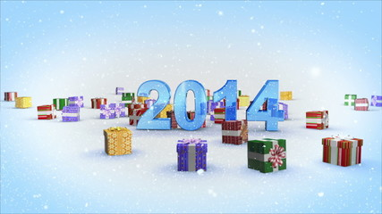 in 2014, gifts and greetings