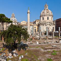 Roma, Chiese del SS Nome di Maria e di Santa Maria di Loreto