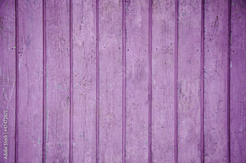 Purple wooden background