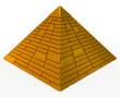 pyramid golden
