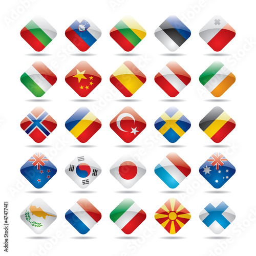 World flag icons 2