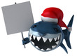 Fun shark