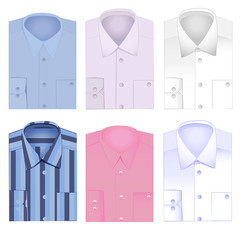 set of shirt shirt for men