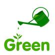 Grün Ökologie