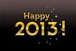 Happy 2013 !