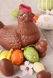 Fototapety easter egg