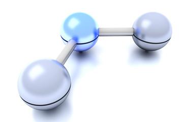 H2O Molekül