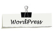 Wordpress recorte