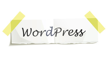 Wordpress recorte papel