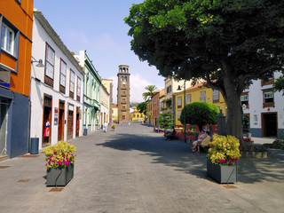 San Cristobal de la Laguna, Tenerife, Canary Islands
