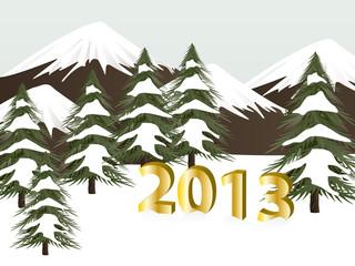 montagne 2013