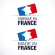 Fabriqué en France / Made in France