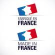 Fabriqué en France / Made in France
