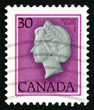 Postage stamp Canada 1982 Queen Elizabeth II, Queen of England