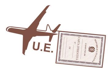 Carta d'identità valida per l'espatrio
