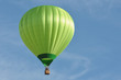 Green Hot Air Balloon - 47495412