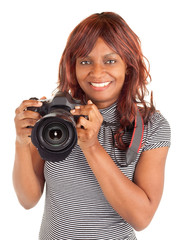 African American Female Photographer
