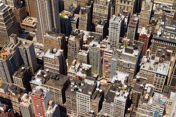 Buildings Background Texture New York