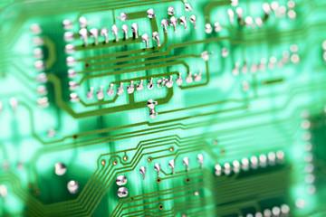 Platine | Leiterplatte | Technik | Elektrotechnik