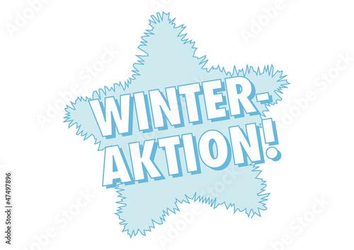 Winter-Aktion!