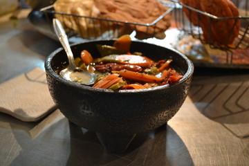 salsa tipica