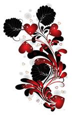 floral de st valentin