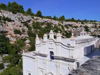 Santuario dello Madonna della scala in Massafra in Italy